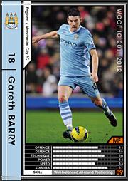 ギャレス・バリー | WCCF カード...