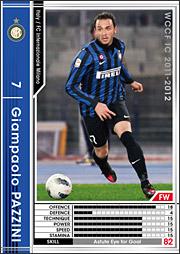 ジャンパオロ・パッツィーニ | WCCF カードデータ詳細