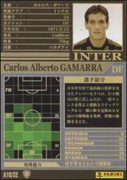 カルロス・ガマーラ | WCCF カー...